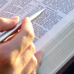 Digging into God's Word