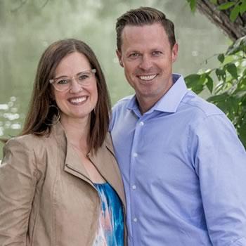 David and Meg Robbins