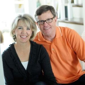 Dennis and Barbara Rainey