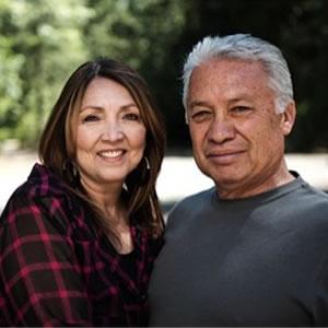 Irene and Domingo Garcia