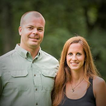 Mike and Hayley Jones