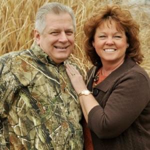 Mike and Pam Calvert