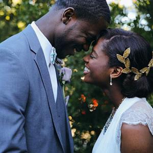Phillip and Jasmine Holmes