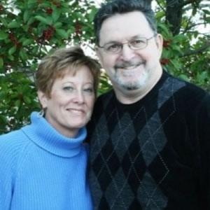 Sandy and Cheryl Spangler