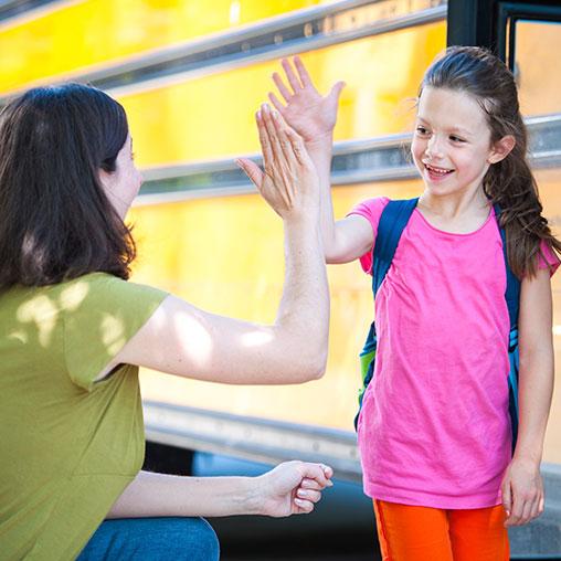 Heading Back to Public School