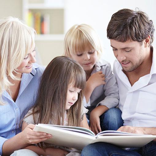 Blending a Family