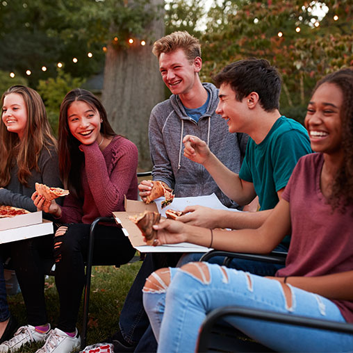 Loving Teens with the Gospel