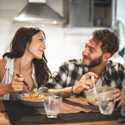 Loving Your Spouse Without Ever Touching