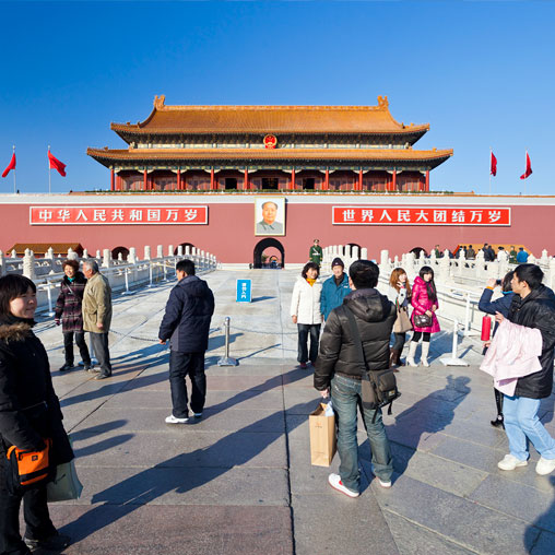 God at Work in China