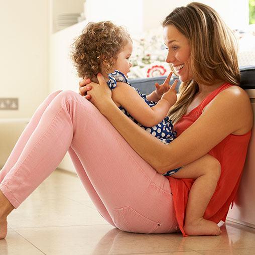 Good Moms Do It All and Other Motherly Myths