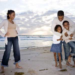 Love Renewed in a Blended Family