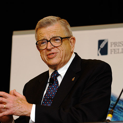 Who Was Chuck Colson?