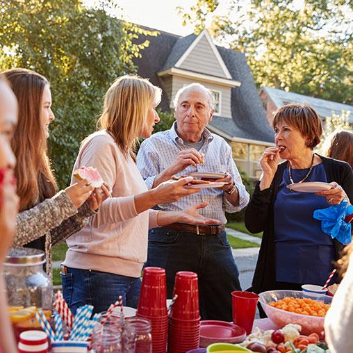 Welcoming Your Neighbors
