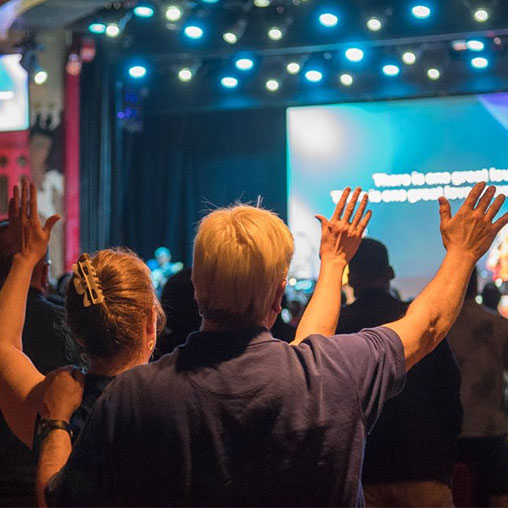 The Link Between Worship and Relationships